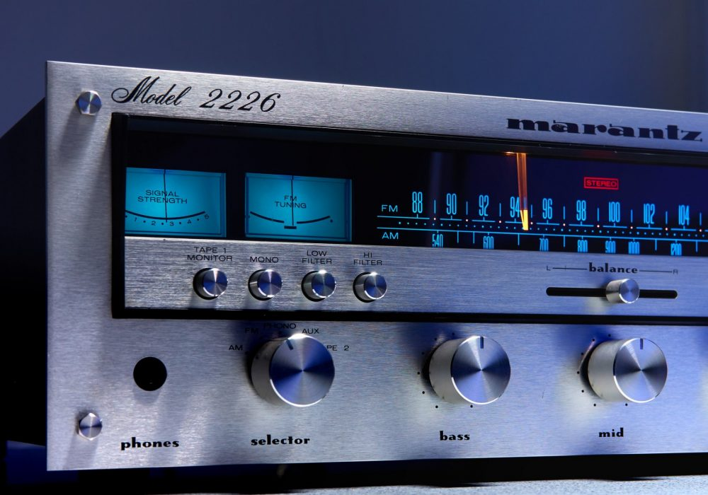马兰士 Marantz 2226 立体声 收音头