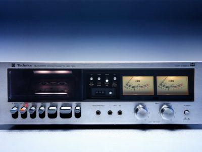 Technics RS 630 卡座