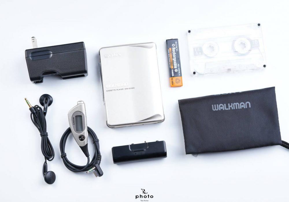 索尼 SONY WM-EX900 WALKMAN 磁带随身听