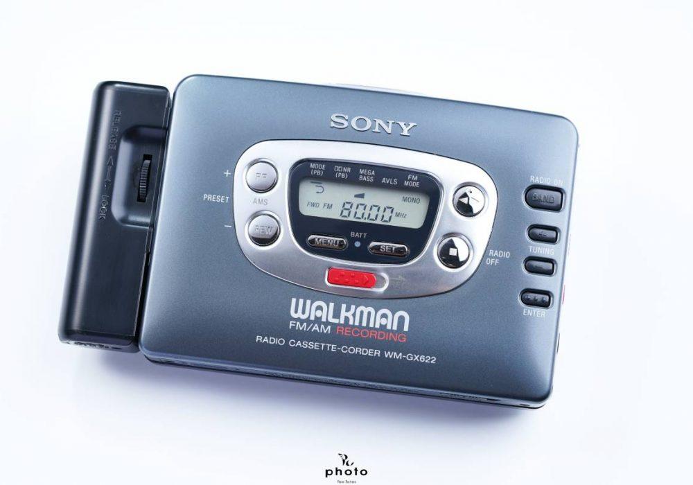 索尼 SONY WM-GX622 AM/FM WALKMAN 磁带随身听