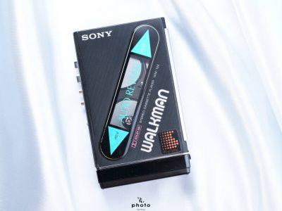 索尼 SONY WALKMAN WM-102 磁带随身听