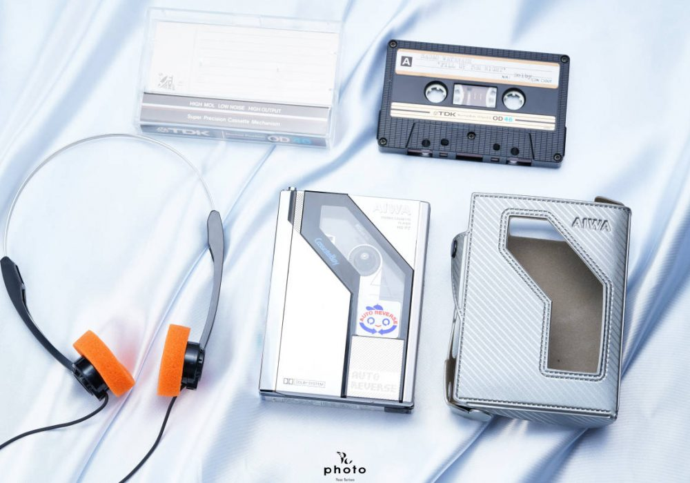 AIWA Cassette Boy HS-P7 磁带随身听