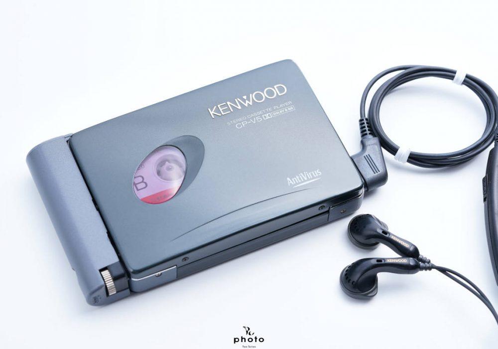 建伍 KENWOOD CP-V5 磁带随身听