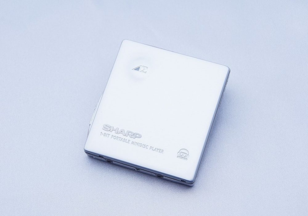 SHARP MD-DS8 便携 MD播放器 MD随身听
