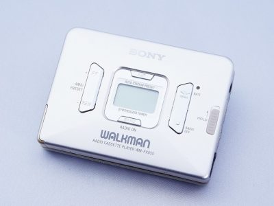 索尼 SONY WALKMAN WM-FX855 磁带随身听