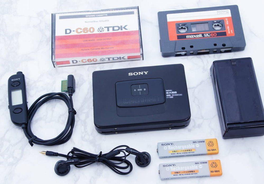 ◆◆索尼 SONY WALKMAN WM-EX88ウォークマン カセット播放器