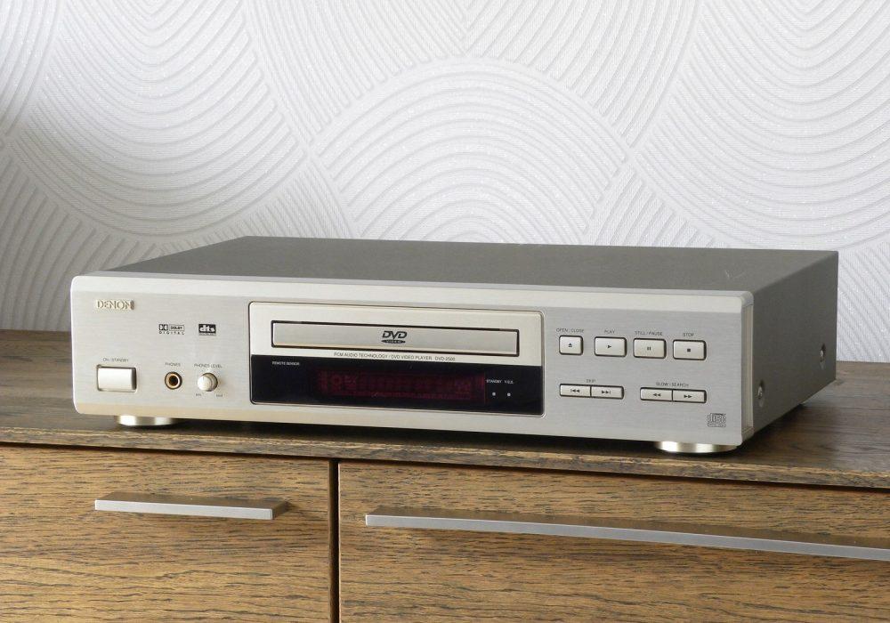 DENON DVD-2500 DVD播放机
