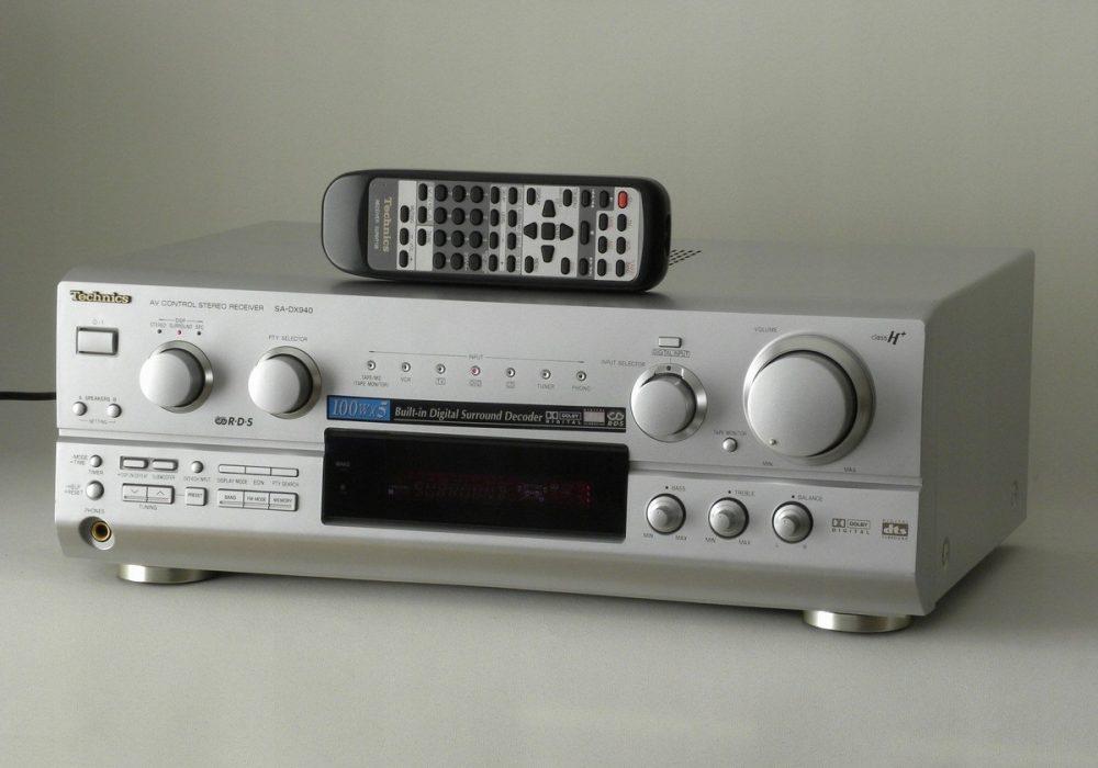 松下 Technics SA-DX940 AV功放