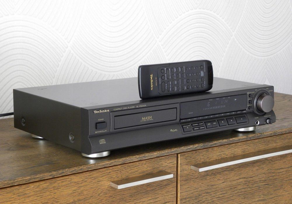 松下 Technics SL-PG540A CD播放机