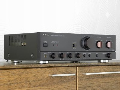 松下 Technics SU-VX500 功率放大器