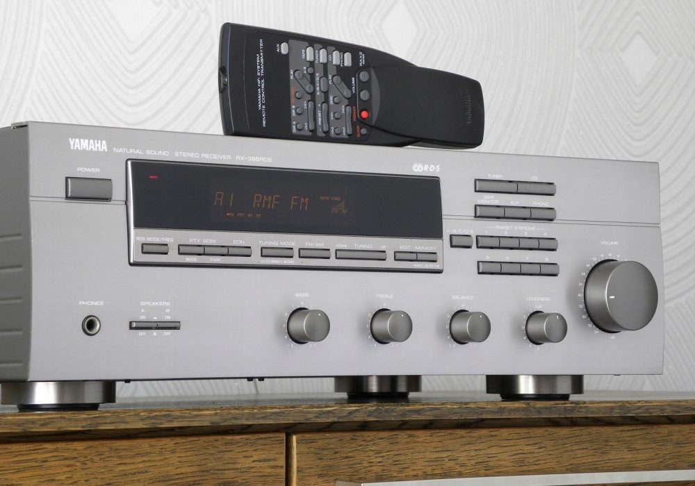 YAMAHA RX-395RDS 功率放大器