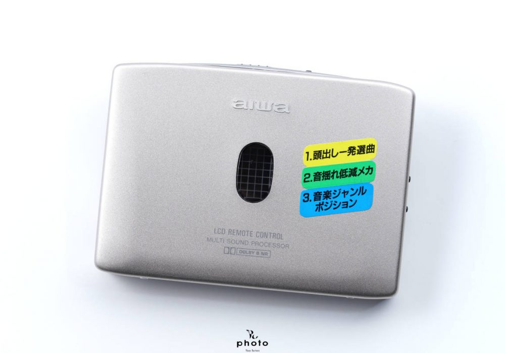 aiwa CASSETTE BOY HS-PX820 磁带随身听