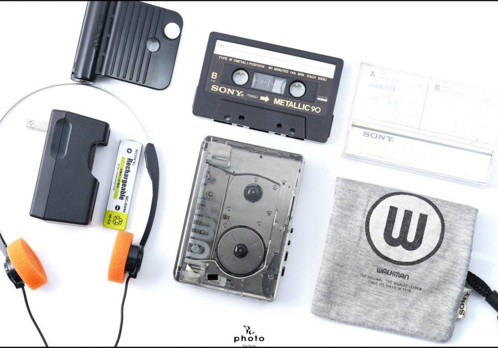 索尼 SONY WALKMAN WM-504 磁带随身听