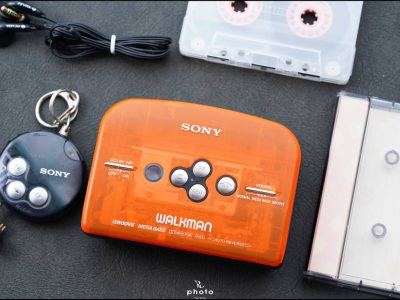 索尼 SONY WALKMAN WM-EK1 磁带随身听