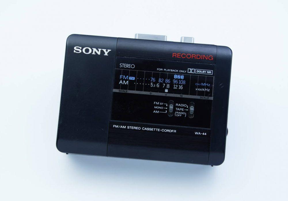 索尼 SONY WALKMAN WA-44 磁带随身听