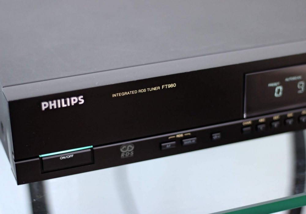 Philips FT980 收音头