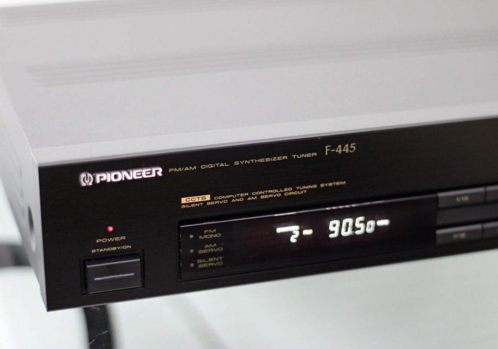 先锋 PIONEER F-445 FM/AM Tuner 收音头