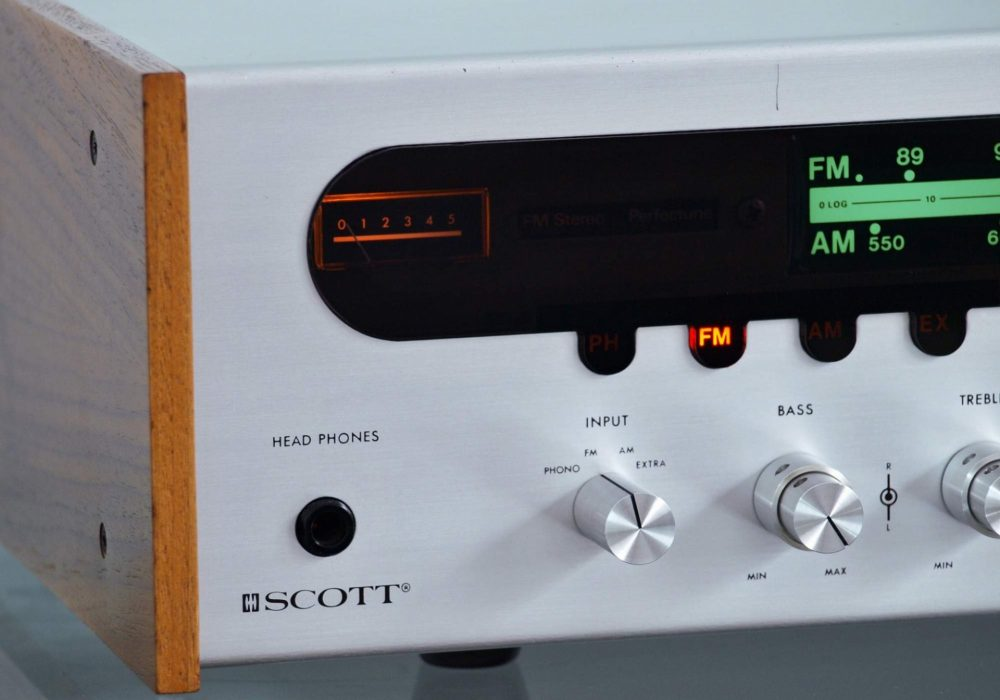 Scott 637S FM/AM 收扩机